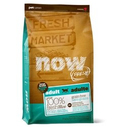Now Fresh Grain Free Large Breed Adult Dog Recipe – 25 lb, My Pet Supplies