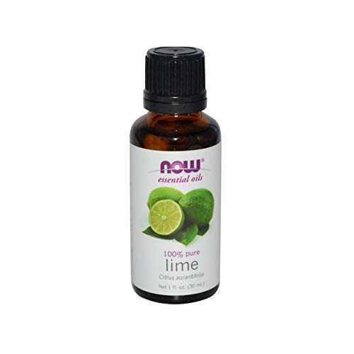 Now Foods, Essential Oil Lime, 1 Fl Oz