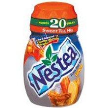 Nestea Lemon Iced Tea Mix 45.1 oz (Pack of 6) by Nestea