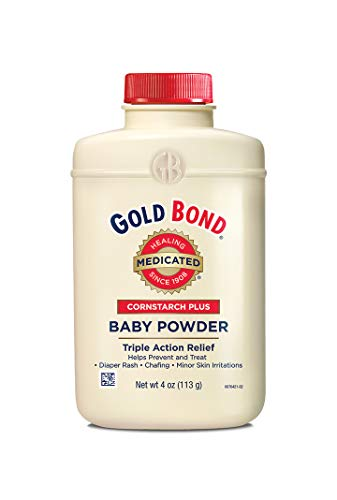 Gold Bond Cornstarch Plus