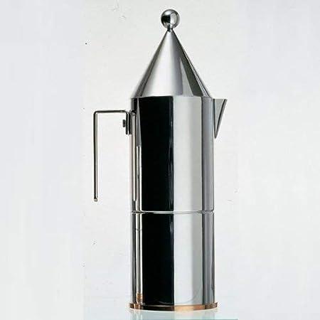 Alessi La Conica 90002/3 Cafetera para Café Exprés de Diseño ...