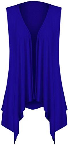 Sleeveless Open Front Cardigan Women