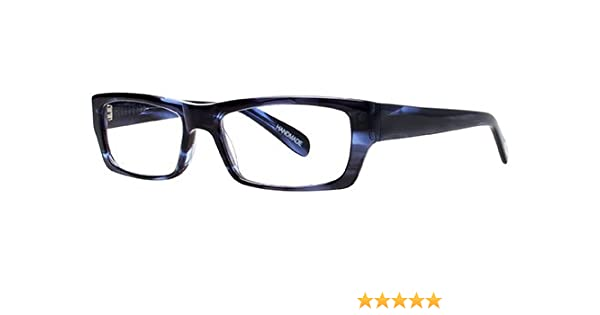 6e8d1a40a5 Amazon.com  Scojo New York WALL St. Reading Glasses +2.5 (Blue Havana)   Health   Personal Care