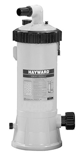 Easy Clear Cartridge - Hayward C4001575XES EasyClear 1 HP Above-Ground Pool Filter Pump System