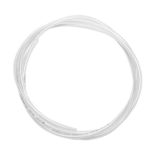 Windshield Washer Hose, 180cm 4mm Crystal Clear Windshield Washer Hose Pipe Window Washer Jet Windscreen Tube: