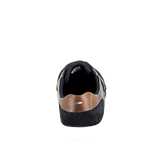 Schuhe Elsass Low Lea Black–Le Coq Sportif Dress Blue