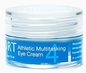 DERMASPORT Athletic Multitasking Under Eye Cream Anti-Aging Wrinkle Treatment