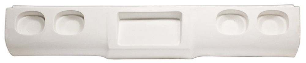 IPCW CWR-99H Chevrolet Silverado Fiberglass Fleetside Roll Pan with 4 Holes