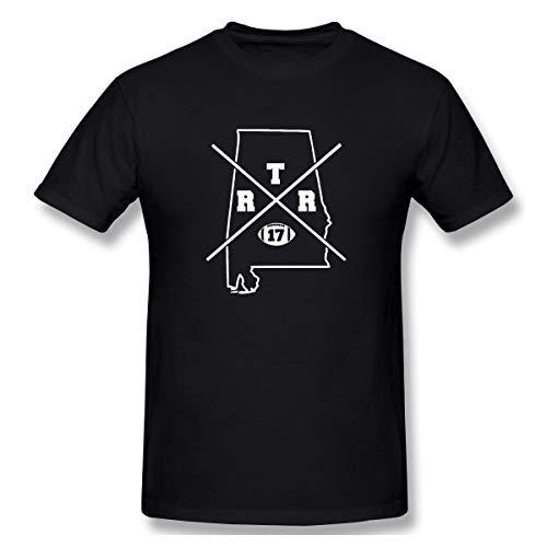 Welkoom Men's State of Alabama RTR Crew Neck T-Shirt -