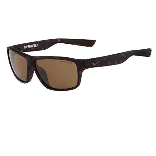 d6030cc87513 Nike Brown Lens Premier 6.0 Sunglasses, Matte Tortoise