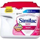 Similac Soy Isomil Baby Formula - Powder - 23.2 oz