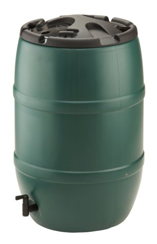 Ward GN321 Water Butt including Tap and Lockable Lid