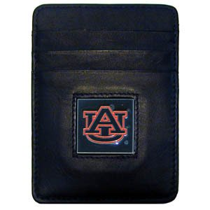 (NCAA Auburn Tigers Leather Money)