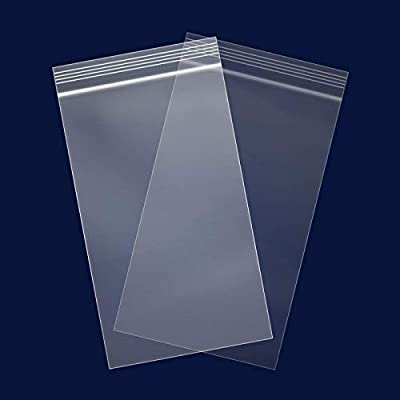 6 X 9 Reclosable Bags 100 Count