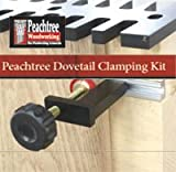 """Peachtree 15"""" VERSION CLAMPING KIT FOR DOVETAIL"""