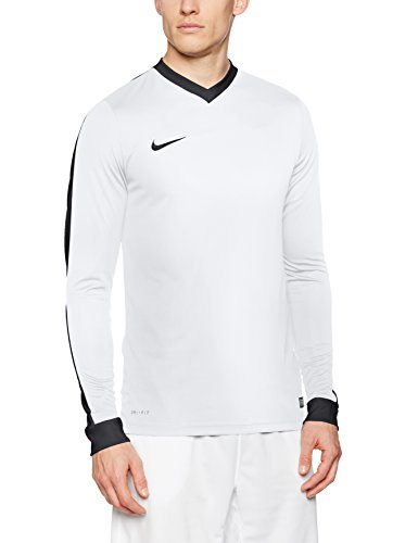 """Iv"""" Lunghe """"striker Ufficiale Divisa A Da Maglia Maniche Bianco Nike Cawqfxq"""