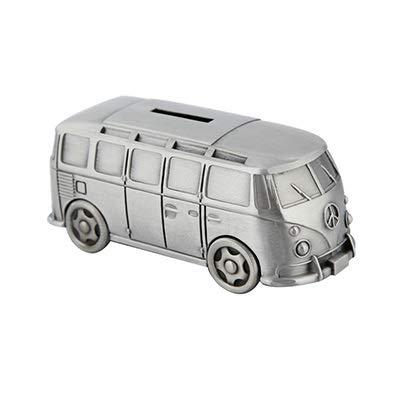 LEITOUYE Piggy Bank Classic Bus Car Piggy Bank Niños ...