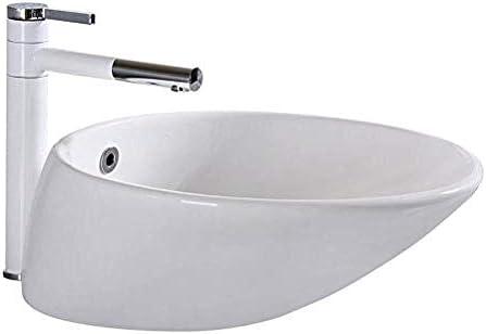 カウンター盆地洗面台の洗面化粧台盆地アート流域のバスルームのシンク上記