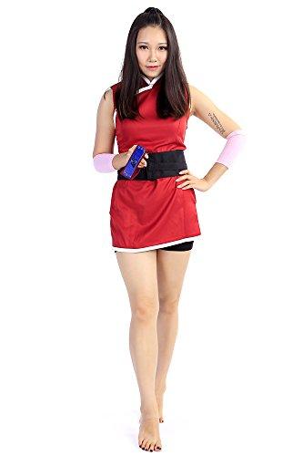SDWKI (Haruno Sakura Cosplay Costume)