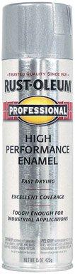 15 Oz Aluminum Professional High Performance Enamel Spray 7515-838 [Set of 6]