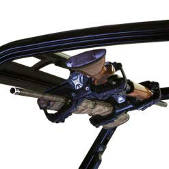 Seizmik Black OverHead Gun Rack (OHGR) for Full Size Polaris Ranger 2013-2018 PRO-FIT Roll Cages 07302