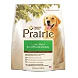 Prairie Lamb Meal and Oatmeal Medley Dry Dog Food by Nature's Variety, 30-Pound Bag, My Pet Supplies