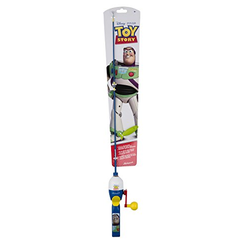 Shakespeare 1402960 Disney Toy Story Fishing Kit ()