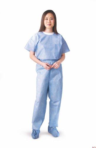 - Medline Disposable Scrub Pants, Non27213Xl, 1 Pound