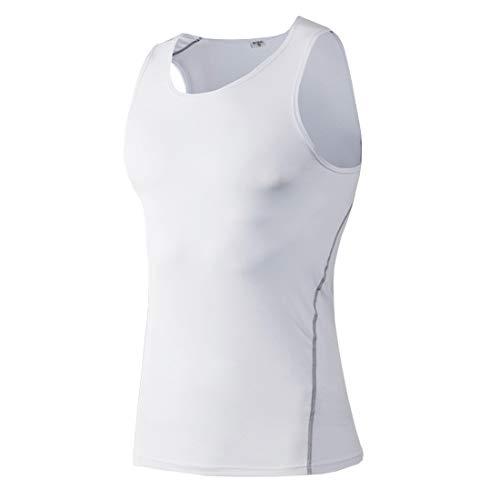 LANBAOSI Men's Compression Breathable Slimming Body