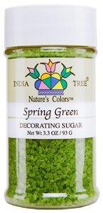 India Tree Natural (India Tree Nature's Colors Decorating Sugars - Spring)