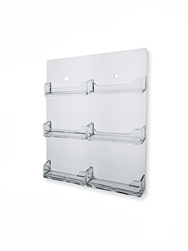 8 Pocket Wall Mount - 3