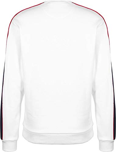 Sweatshirt Sweat Lyle Blanc amp; Cut Homme Scott Sew shirt 17Hfq