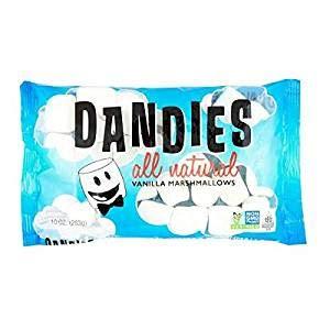 Dandies Vegan Marshmallows, Vanilla, 10 Ounce by Dandies (Image #2)