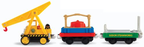 Thomas the Train: Take-N-Play Percy and Kevin to the (Take Along Diesel Engine)