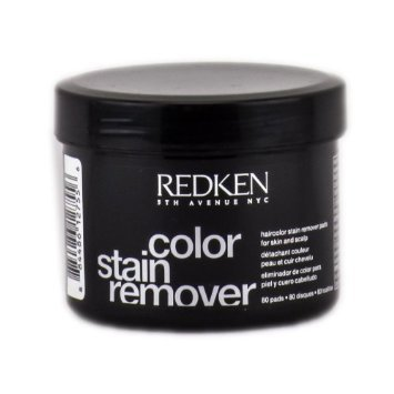 Hair Color Stain Remover (Redken Color Stain Remover - 80 pads)