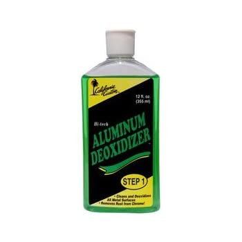 California Custom Aluminum Deoxidizer 12 oz
