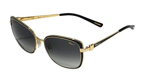 Sunglasses Chopard SCHB 69 S Black With Gold - For Sunglasses Chopard Men