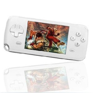 Dingoo Digital A330 EX Emulator Game Console Wireless Connecting MP3 MP4 Media Player with bag