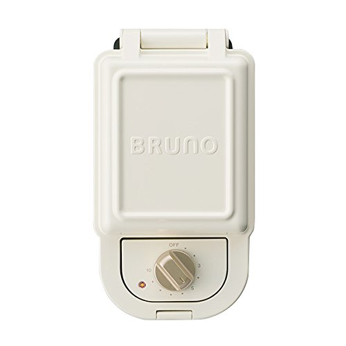BRUNO Hot Sand Maker Single (White) BOE043-WH【Japan Domestic genuine products】【Ships from JAPAN】 by Bruno