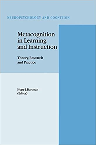 Metacognition In Learning And Instruction Theory Research And