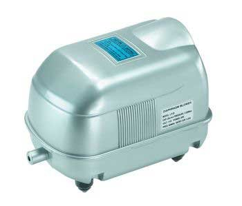 PONDMASTER SUPREME AIR PUMP AP-20 for Aquarium or Pond Is Quiet, Energy Efficient and Easy to Use