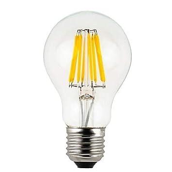 KWB 1pc 8 W 800 lm E26 / E27 Bombillas de Filamento LED A60(A19