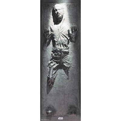 (12x36) Star Wars - Carbonite Movie Poster