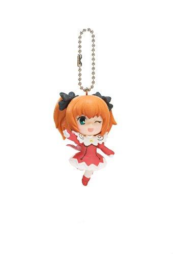 (Kaitou Tenshi Twin Angels Haruka Minazuki SD PVC Figure Keychain)