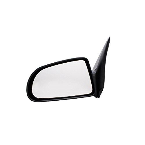 TYC 4330132 Dodge Durango Driver Side Power Non-Heated Replacement Mirror (Dodge Durango Mirror Lh Driver)