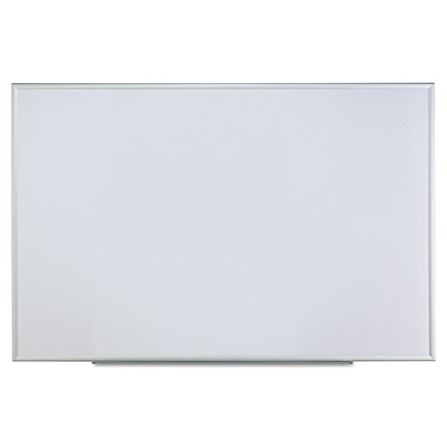 UNV43626 - Dry Erase Board - Lead Frame Classic Aluminum