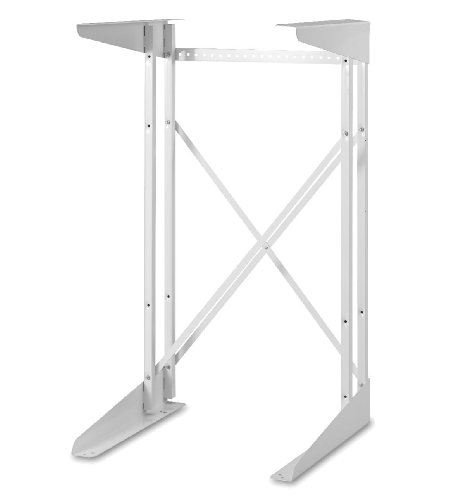 Whirlpool 49971 Stand For Some Compact Dryer's, White ()