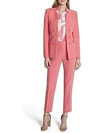 Women's Faux Double Breasted Jacket