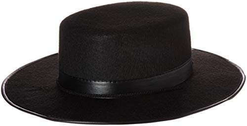 (Jacobson Hat Company Permalux Spanish Hat, Black,)