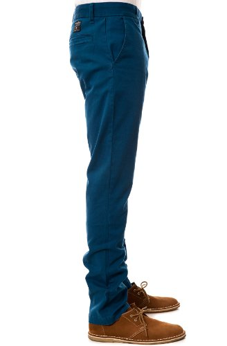 Ambig Men's Hacienda Chino Pants 28 Blue